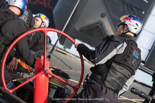 Driving the Boffin Boat? © Guilain Grenier Oracle Team USA http://www.oracleteamusamedia.com/