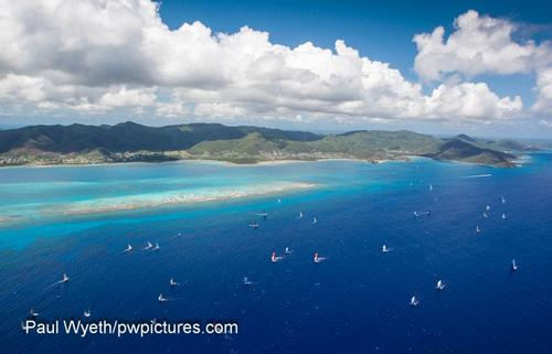 Antigua Sailing Week 2013 © Paul Wyeth / www.pwpictures.com http://www.pwpictures.com