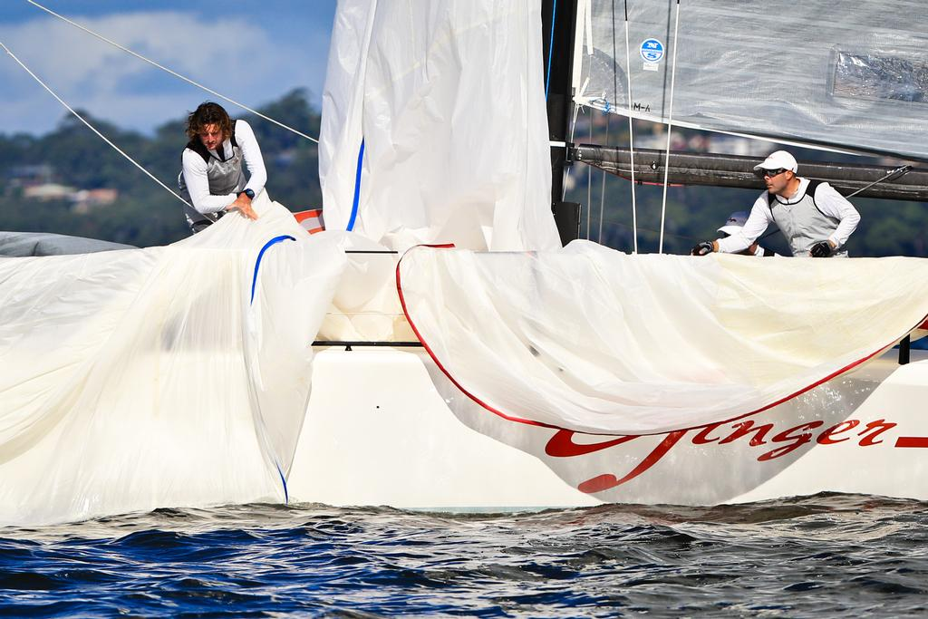 Ginger, NSW IRC Championships,day 6 racing © Craig Greenhill Saltwater Images - SailPortStephens http://www.saltwaterimages.com.au