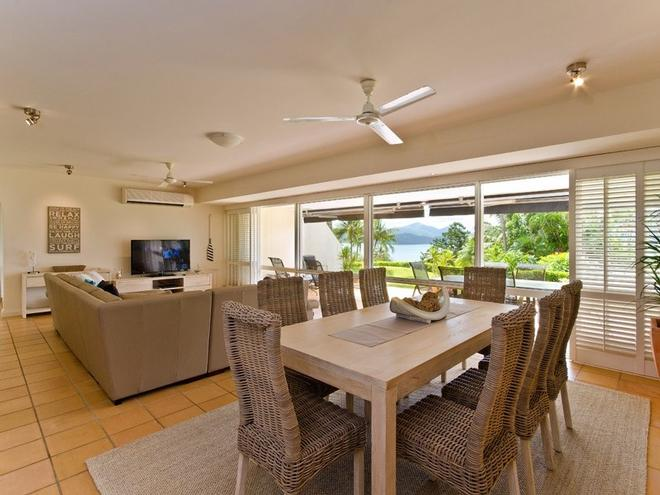 Bella Vista East 1 is located in a beautiful complex on the exclusive northern end of the island! © Kristie Kaighin http://www.whitsundayholidays.com.au