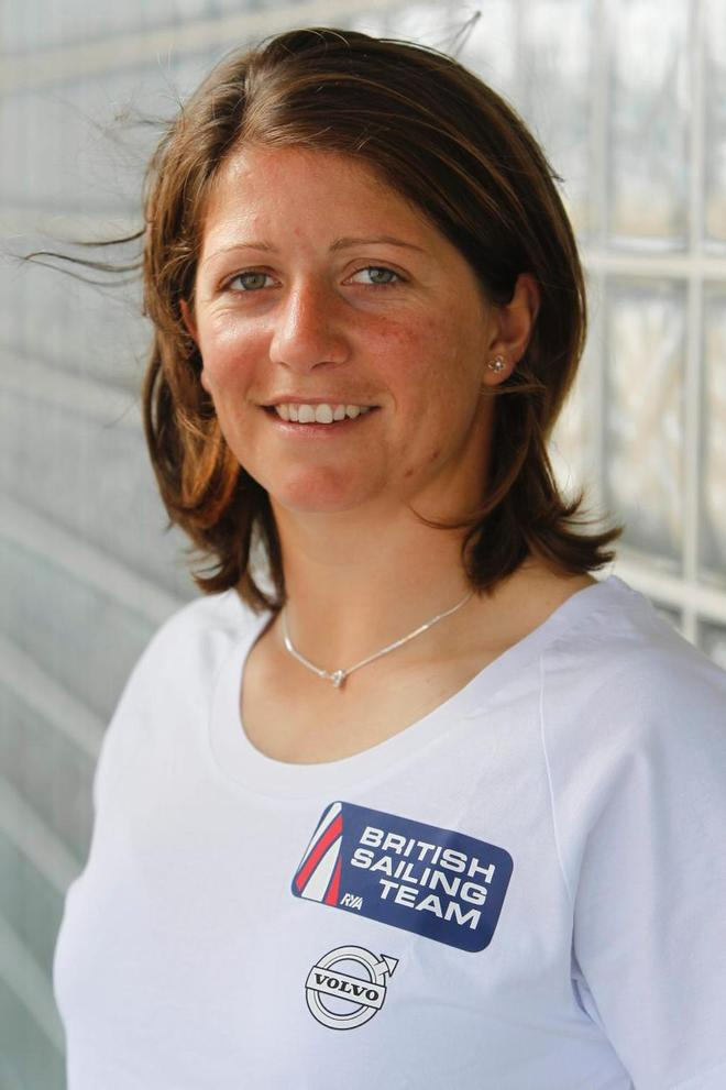 Lucy Macgregor © Richard Langdon/British Sailing Team