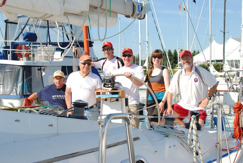 Results are final for this year's Lake Ontario 300 Challenge