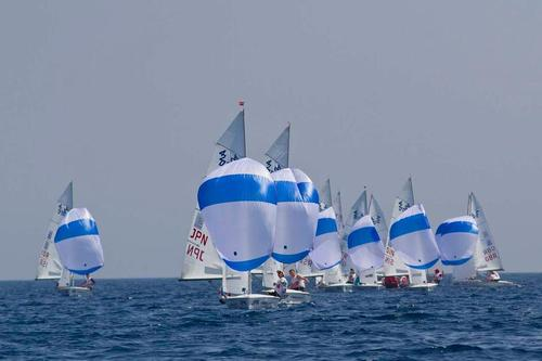 2013 Sail First ISAF Youth World Championship - Practice race © ISAF