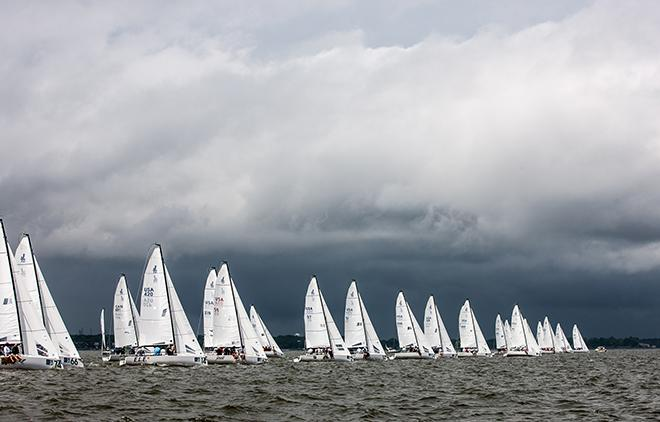 2015 Sperry Charleston Race Week - Day 2 © Sperry Charleston Race Week/Sander van der Borch p