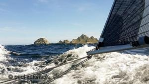 Northern California Offshore Racing - Doublehanded Farallones Race 2015 - photo © Paul Sutcheck
