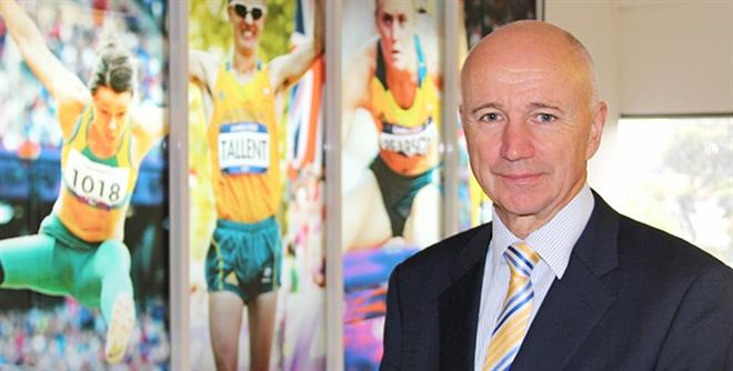 Phil Jones - Chief Executive Officer © Athletics Australia