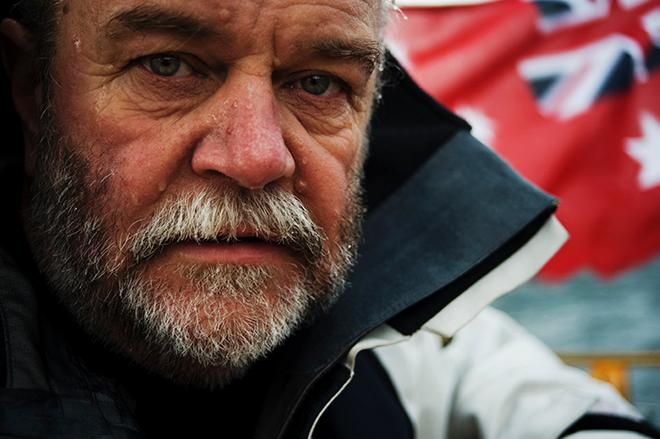 Race Founder Don McIntyre has stepped down from competing in the 2018 Golden Globe Race, to devote his efforts to leading the management team © Barry Pickthall