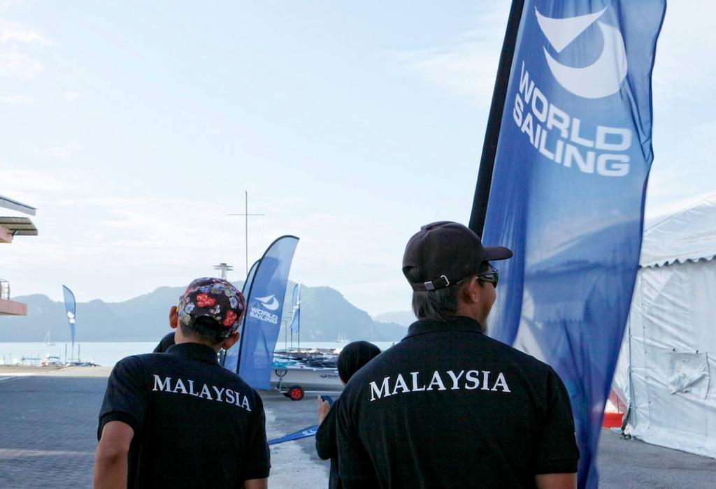 The Malaysia Sailing Association and World Sailing/ISAF are the organisers of the 2015 Youth Worlds © SW