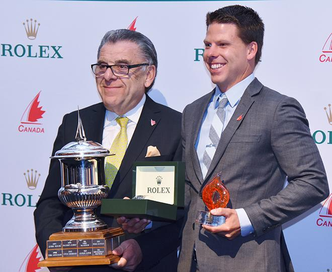 2015 Canadian Rolex Sailor of the Year – And the winner is…