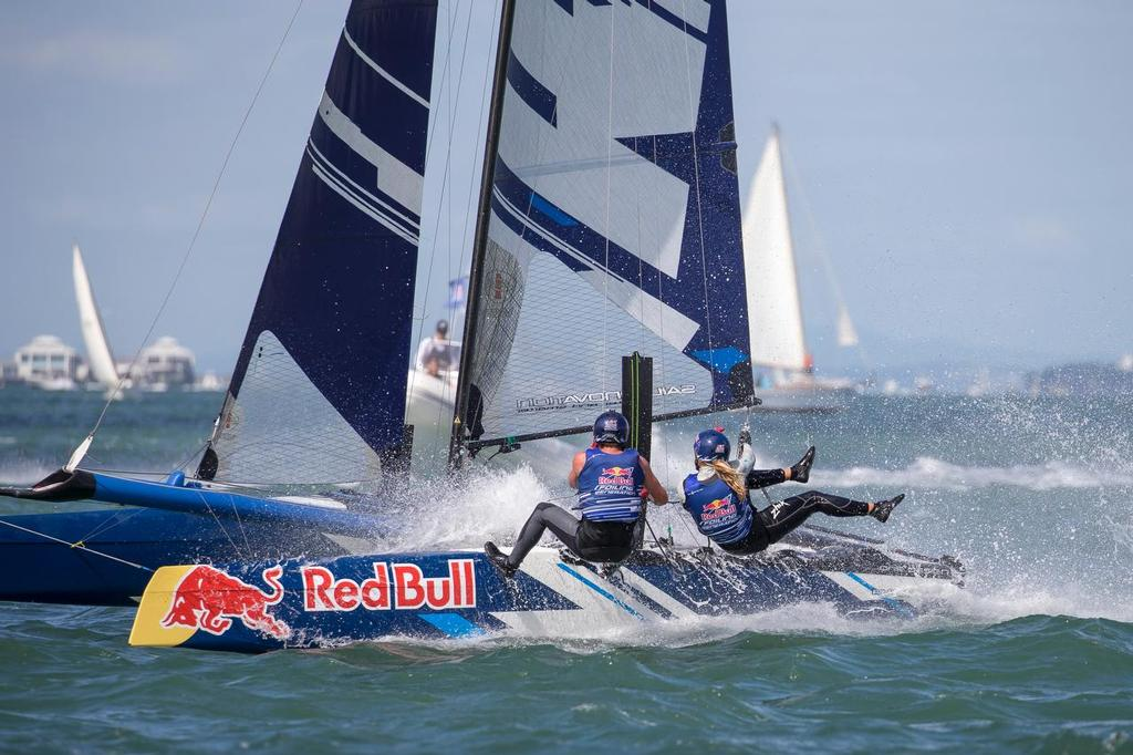 Red Bull Foiling Generation - Kiwis win title in Newport, USA.