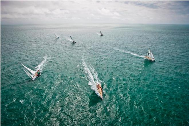 Clipper Round the World Yacht Race returns to Whitsundays