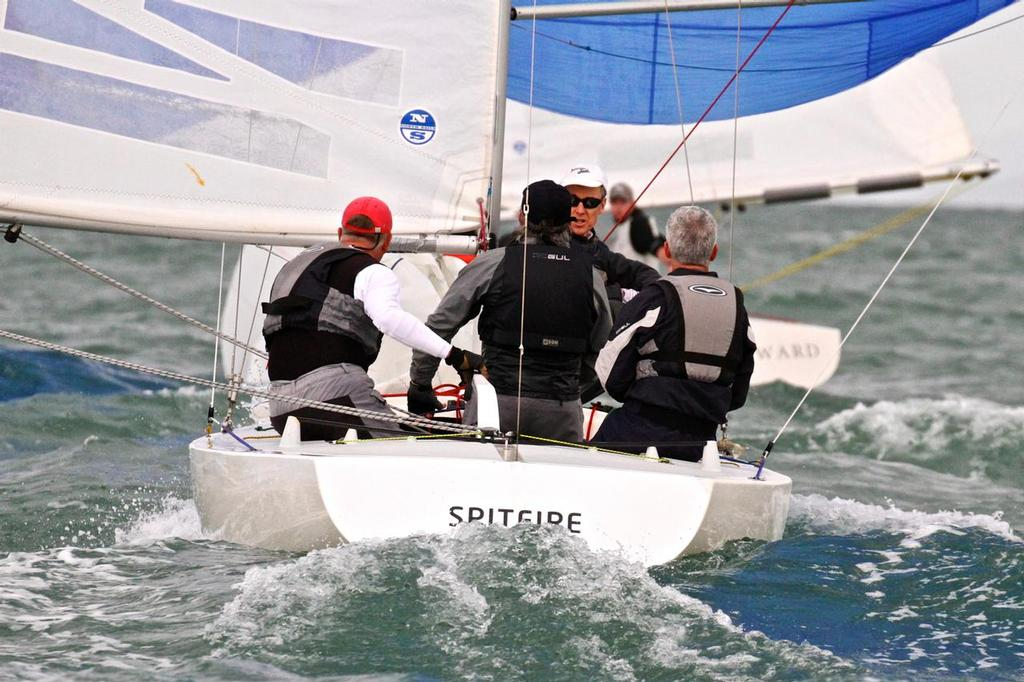 Etchells Invitational Series Waitemata Harbour November 29, 2016  © Richard Gladwell www.photosport.co.nz