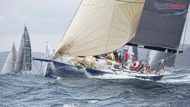 Shakti - Pittwater to Southport Race © Beth Morley - Sport Sailing Photography http://www.sportsailingphotography.com