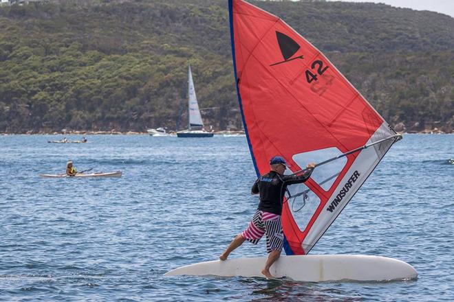 Freestyle - 40th Anniversary Windsurfer One Design Class National Championships © Photos by JB