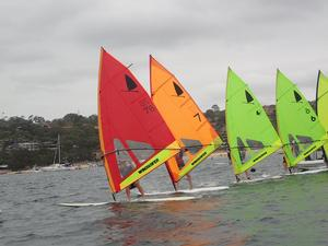 Women's Slalom - 40th Anniversary Windsurfer One Design Class National Championships photo copyright Windsurfer Class Association of Australia taken at  and featuring the  class