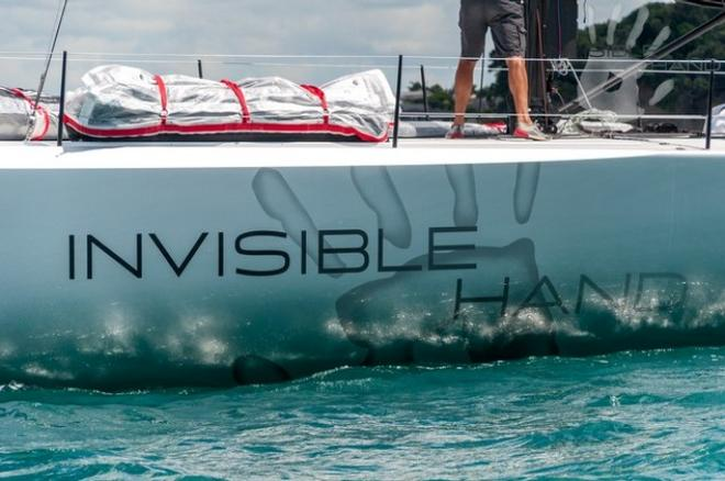 Invisible Hand Project - The Art of Boat Art © Pressure Drop . US