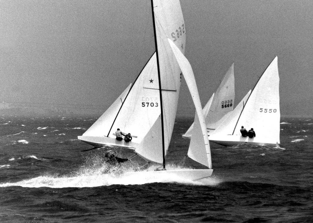 Lowell North is an Olympic Gold medalist in the Star class (Mexico 1968) along with crew Pete Barrett - photo © North Sails http://www.northsails.com/