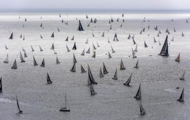 The 2017 Rolex Fastnet Race - Close to 400 boats in the combined IRC and non-IRC fleets will compete in the world's largest offshore race starting on Sunday 6th August ©  Rolex/ Kurt Arrigo http://www.regattanews.com