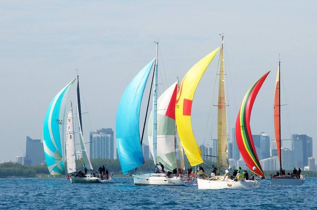 Miami to Havana Race - photo © Marco Oquendo/SORC