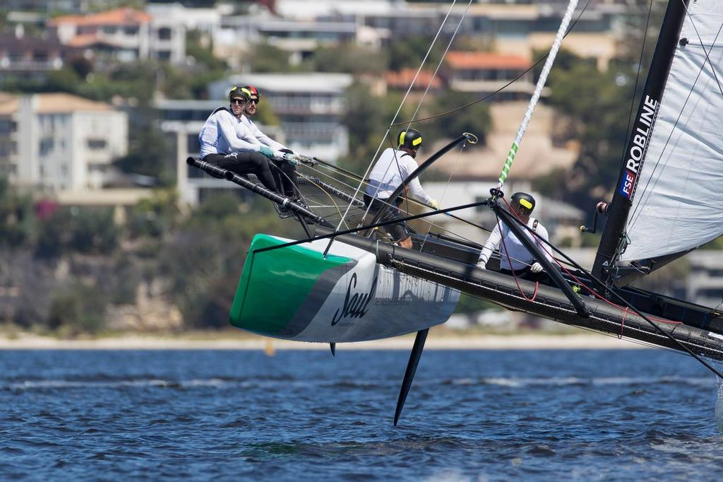 WMRT Match Cup Australia, Royal Freshwater Bay, Perth, WA. 20th March 2017. © Ian Roman / WMRT