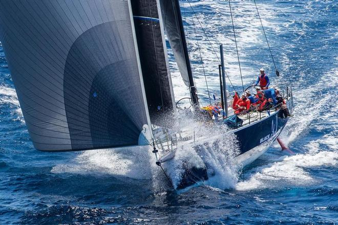 Black Jack Yachting Volvo Ocean 70 - 69th Brisbane to Gladstone Yacht Race © Andrea Francolini