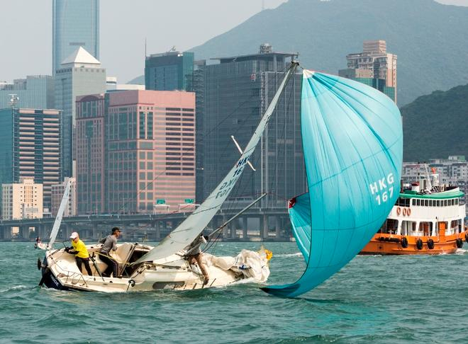 Final race of Tomes Cup ©  RHKYC/Guy Nowell http://www.guynowell.com/