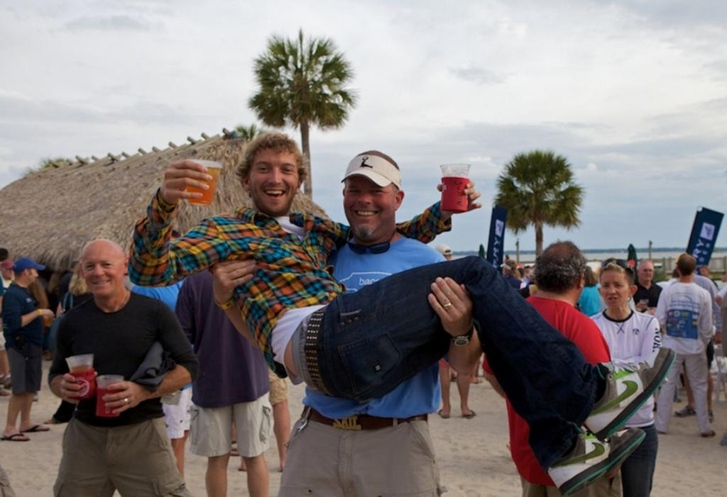 Party time at Charleston Race Week © Charleston Race Week http://www.SCMaritime.org