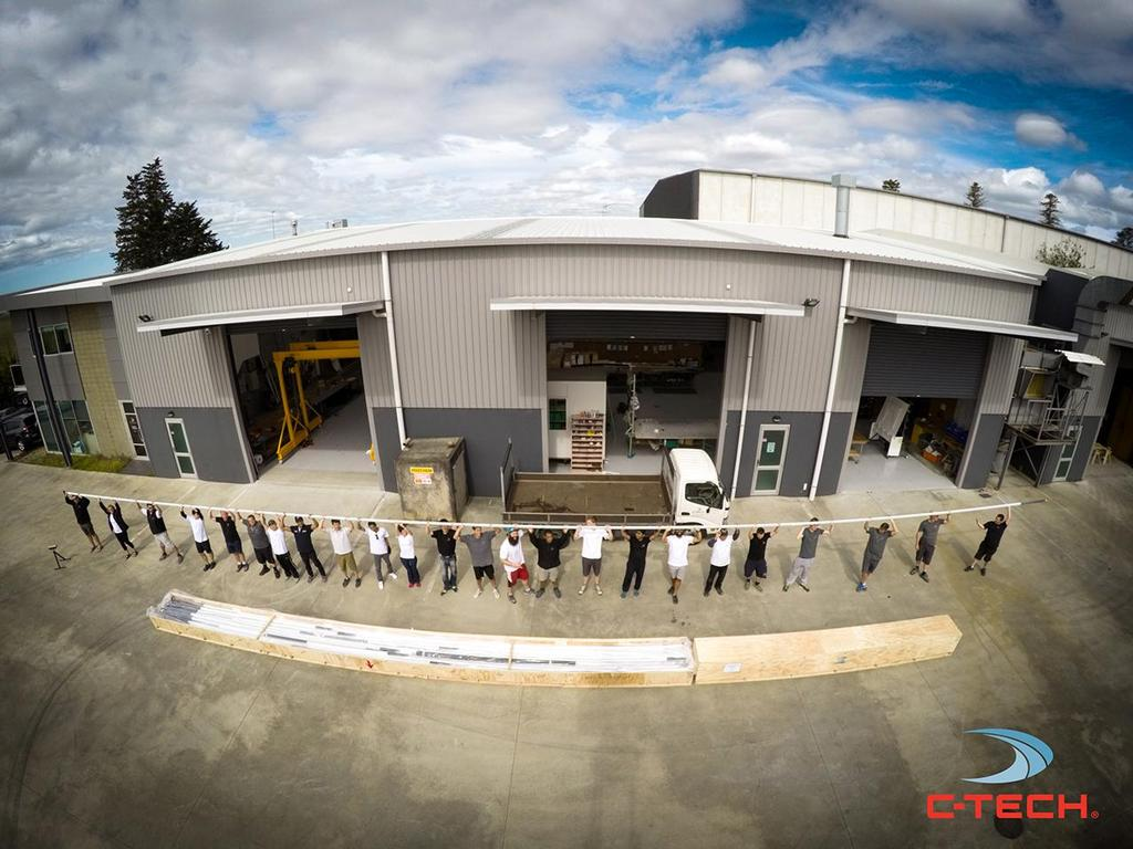 C-Tech operates from new premises in Avondale © C-TECH http://www.c-tech.co.nz