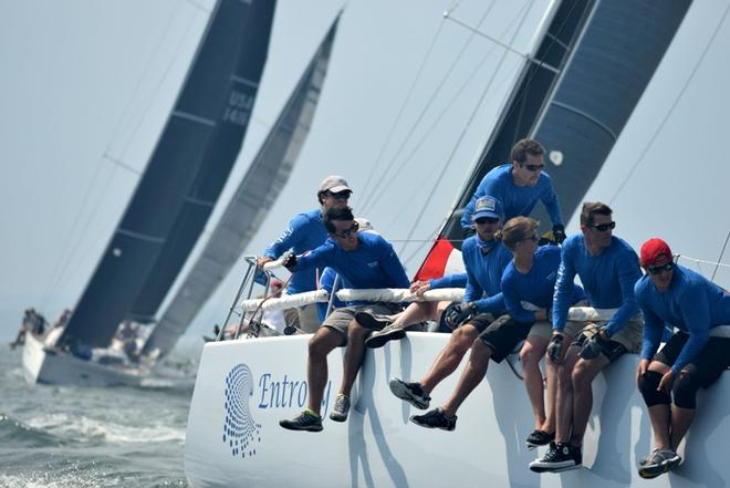 Patti Young's Entropy team - 11th Swan 42 National Championship ©  Stuart Streuli / NYYC