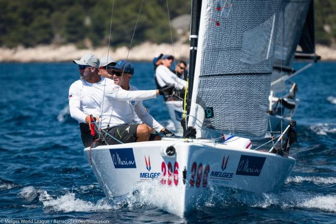 2017 Melges 20 European Championship - Opening day ©  Barracuda Communication / Melges World League