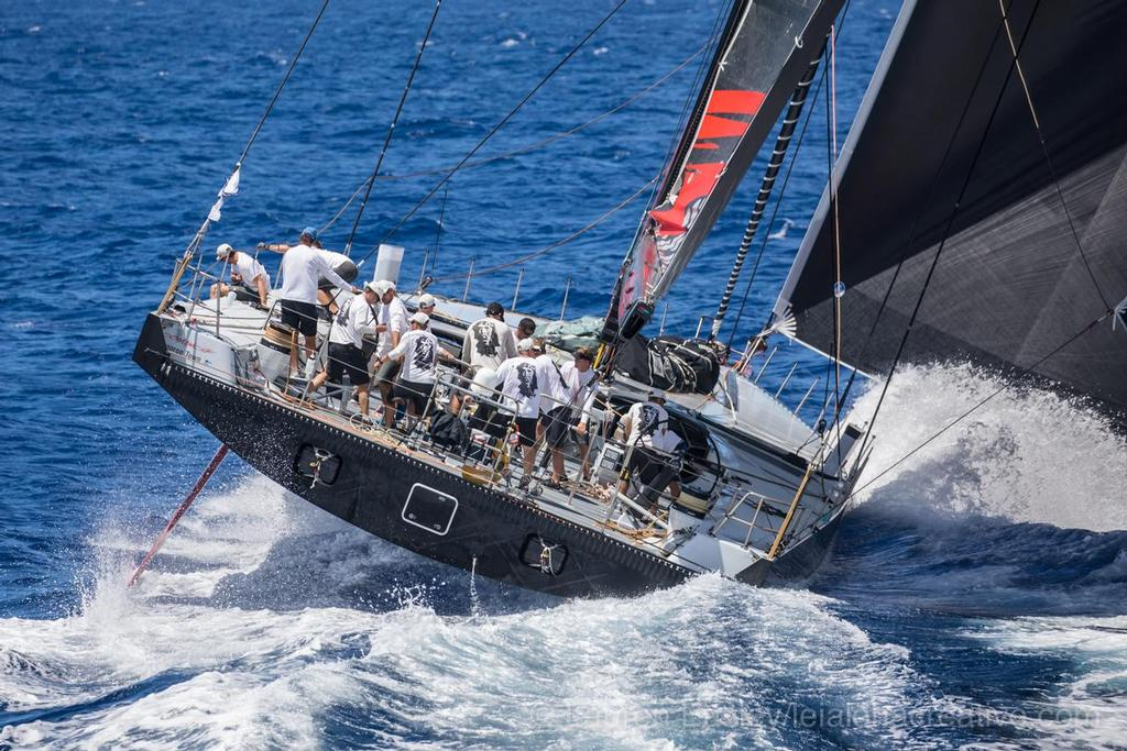 America's Cup - Dan Bernasconi on shaping the AC75 'Beast'