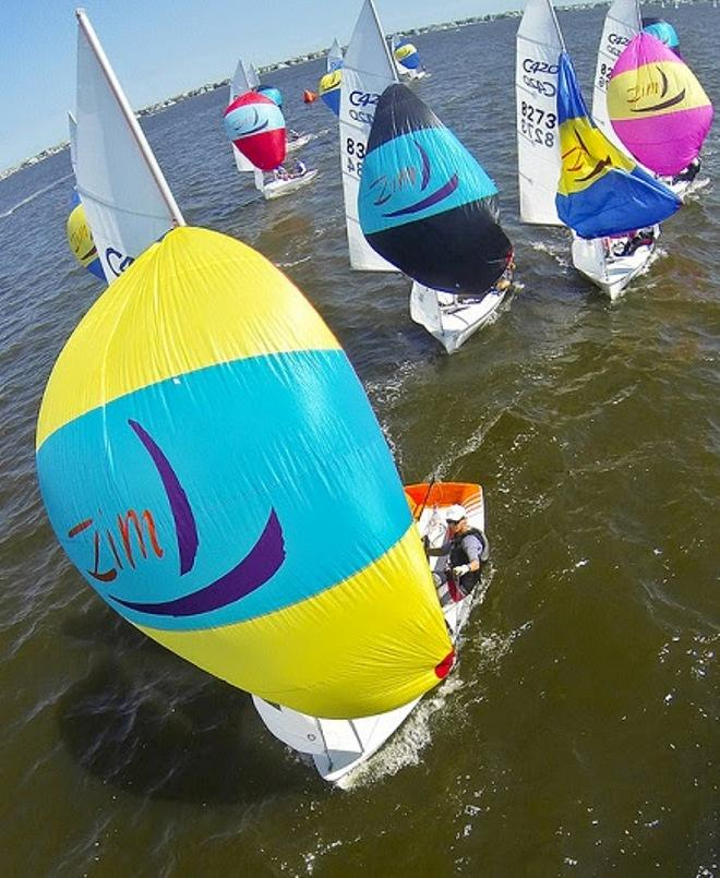 Chubb U.S. Junior Sailing Championships © US Sailing http://www.ussailing.org