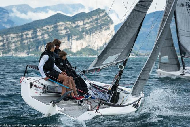 2017 Melges 20 Russian Open ©  Barracuda Communication / Melges World League