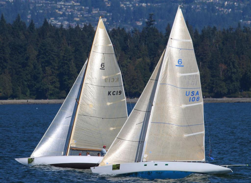 An interview with Rainer Muller about the International 6 Metre Worlds