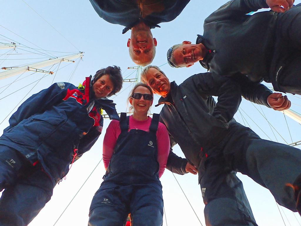 Clipper 2017-18 Race Crew - Nessa Maloney © Clipper Round The World Yacht Race http://www.clipperroundtheworld.com