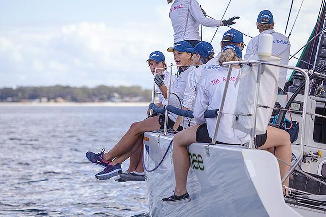 Crews are bound to have a good time in the Pantaenius Newport to Coffs Coast Race ©  John Curnow