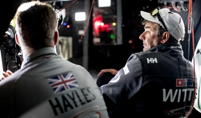 Prologue, Day 3 on-board Sun Hung Kai/Scallywag – Volvo Ocean Race ©  Konrad Frost / Volvo Ocean Race