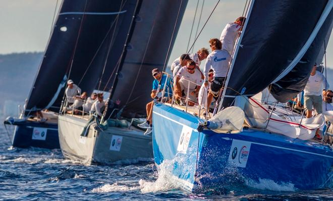 Day 1 action – The Nations Trophy ©  Nautor's Swan / Studio Borlenghi