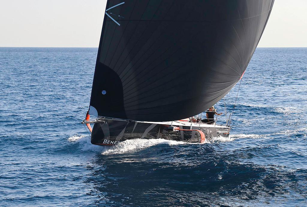 The very distinctive and superbly performing Beneteau Figaro 3 ©  John Curnow