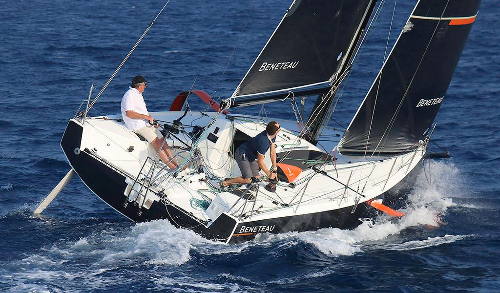 Terrific times - Beneteau Figaro 3 - really bringing out the joy of sailing. © Beneteau http://www.beneteau.com/