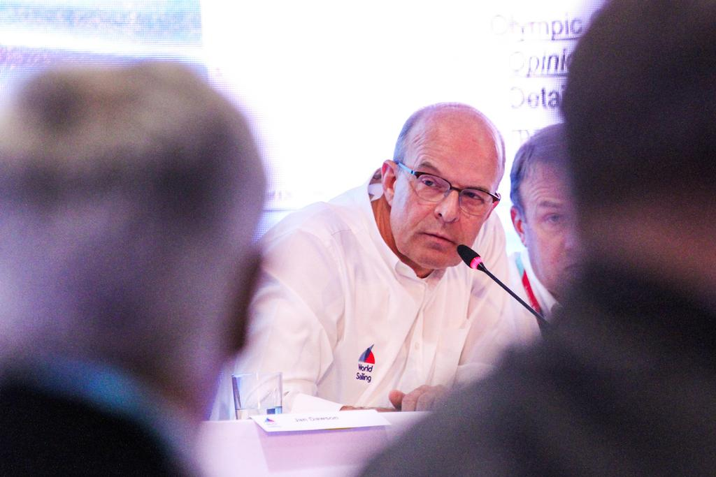 World Sailing's Annual Conference © World Sailing