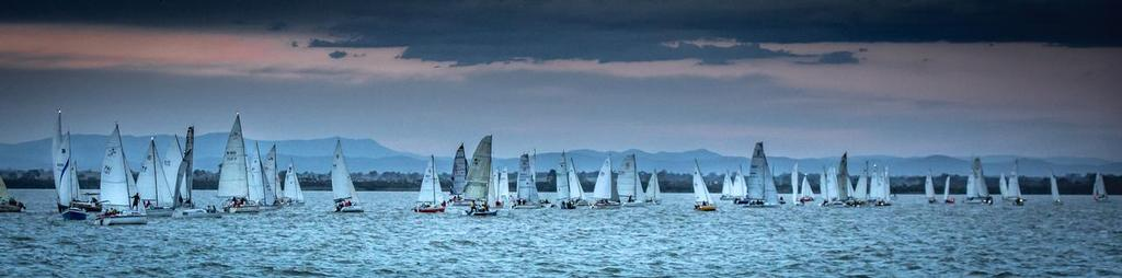 Hundreds of boats are expected to compete in the CH Robinson Marlay Point Overnight Race 50th Anniversary - Marlay Point Overnight Race © Julie Geldard
