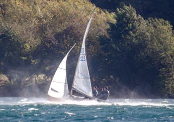 Gul Scorpion National Championship at Tenby Sailing Club - Overall