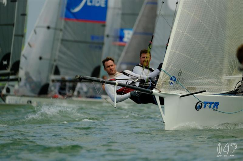 Wrap up video from the 13 and 16 foot Skiff Nationals
