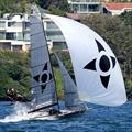 Ash Rooklyn's team show their style to finish seventh at the 2016 JJ Giltinan Championship