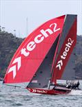 Tech2 leads the championship points after the first two races - 18ft Skiff Spring Championship Race 2 © Frank Quealey
