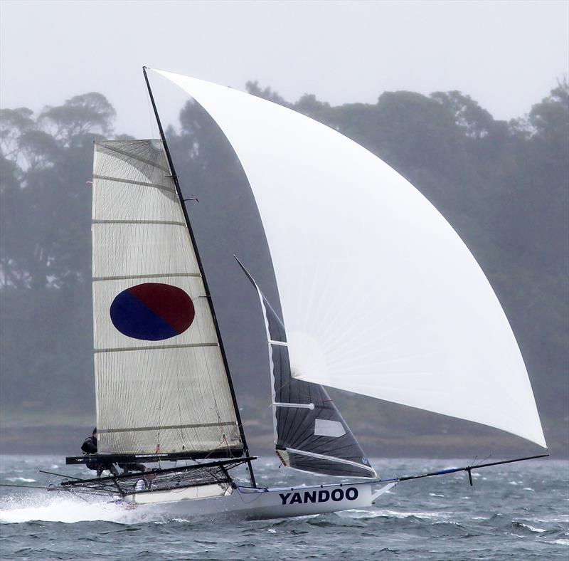 Incredible performance by the veteran Yandoo team in atrocious conditions last Sunday - photo © Frank Quealey