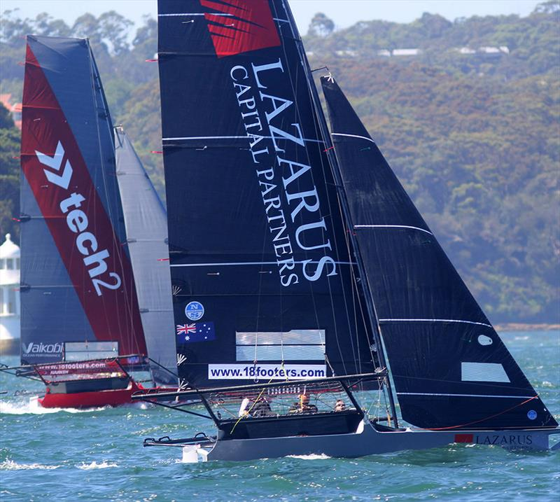 Australian champion tech2 and the rookie Lazarus Capital Partners team - photo © Frank Quealey