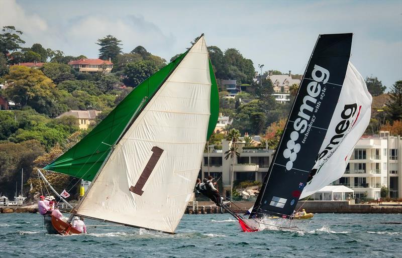 2019 JJ Giltinan Championship, Sydney Harbour, March 2019, - photo © Michael Chittenden