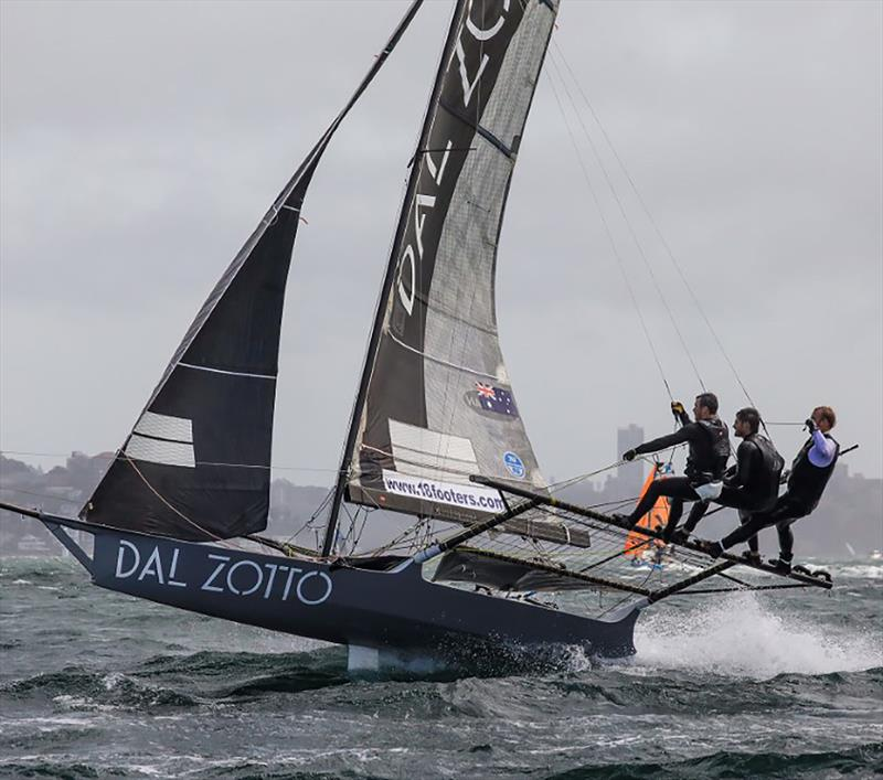 Team Dal Zotto in action during the 2018- Season - photo © Frank Quealey